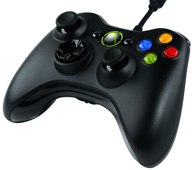 Microsoft Xbox 360 Black Wired Controller for Windows available to buy online from PC Case Gear – Australia's Premier Online PC Store.