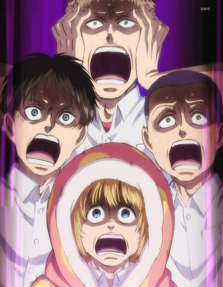 Attack on Titan: Junior High. This episode was hilarious!