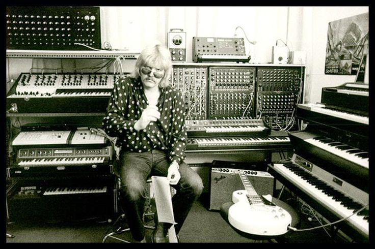 Edgar Froese (6 June 1944 – 20 January 2015)