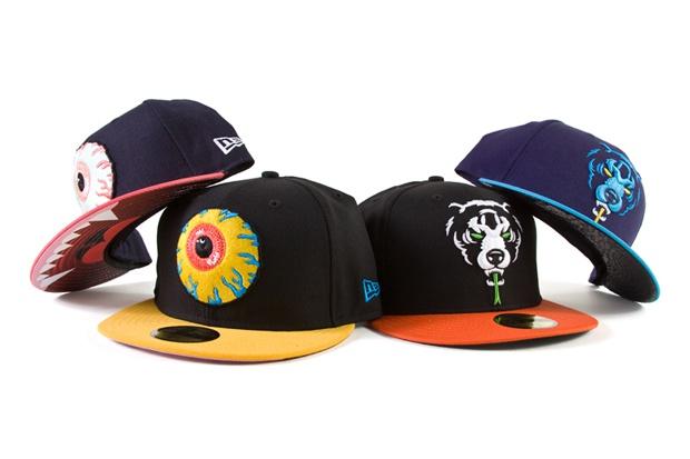Mishka 2012 Summer New Era Caps