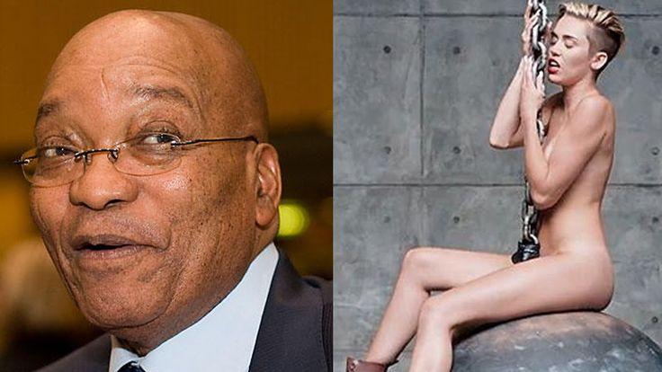 Jacob Zuma | Wrecking Ball