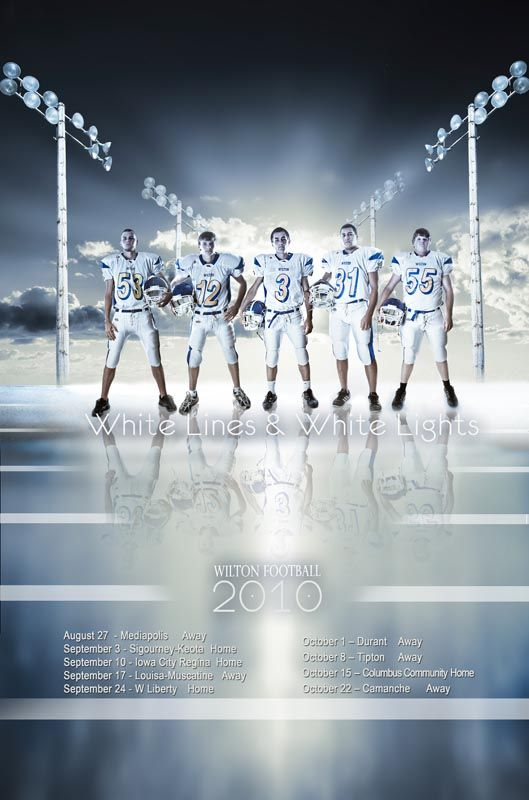 452 best images about sports poster ideas on pinterest for High school football program template