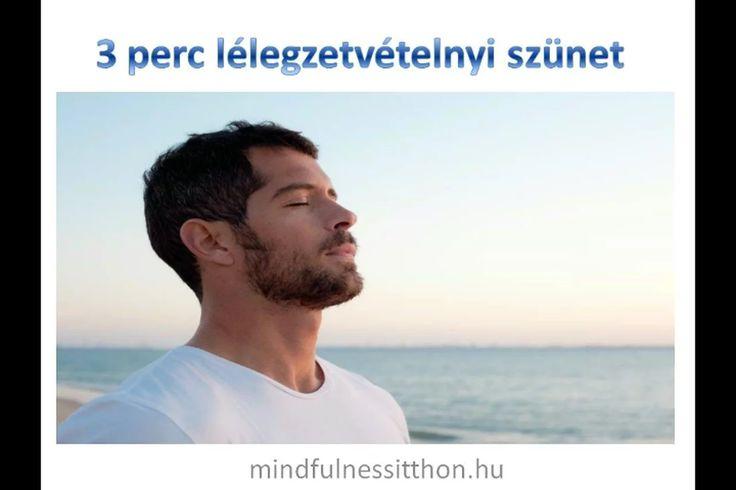 instrukciók és meditáció az MBCT program alapkövéhez, a 3 perces mindfulness…