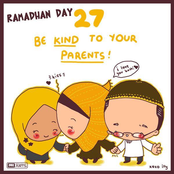 Fun FREE (30 day) Ramadan Calendar