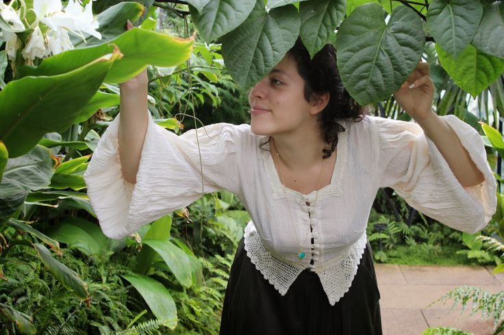 Millie French: A Time Tourist in Kew Gardens