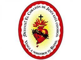 """¿Qué es el """"Detente""""?    El Detente, el Escudo del Sagrado Corazón de Jesús es un emblema con la imagen del Sagrado Corazón y la..."""