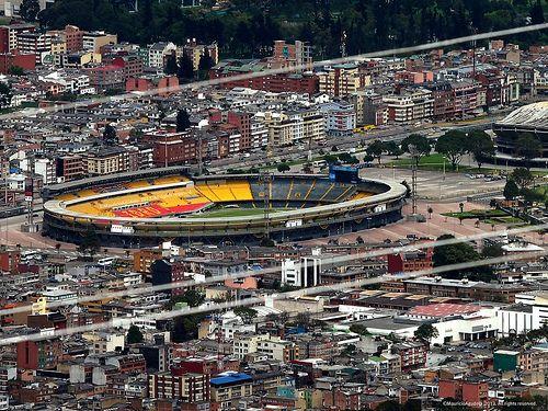 Estadio El Campin, Bogota
