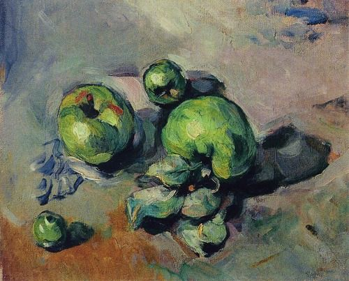 the apples of cezanne an essay on the meaning of still-life Still life with apples - paul cezanne  factor for the use of the apples was the meaning hidden in  artist introduced into his still life another.