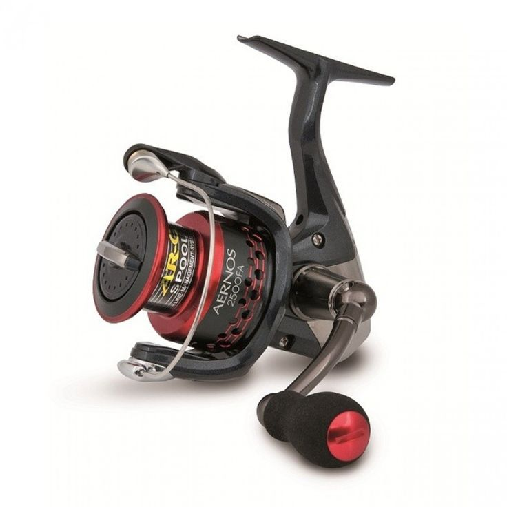 Carrete Shimano Aernos 4000 FA, especial para spinning. #spinning #shimano #fishing http://www.espesca.es/carrete-shimano-aernos-4000-fa.html