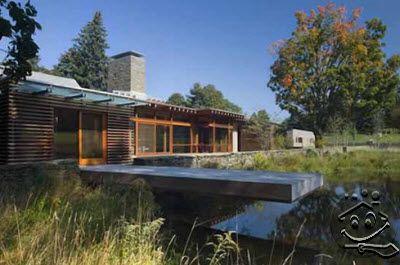 Desain Residence Danau Lily Di Pennsylvania   20/02/2016   SolusiProperti.Com-Terletak di antara pepohonan dan danau dengan struktur lanskap penuh rumput tinggi membuat tempat tinggal ini sebagai objek yang menarik untuk dibahas untuk ide-ide dan rencana untuk ... http://propertidata.com/berita/desain-residence-danau-lily-di-pennsylvania/ #properti #desain