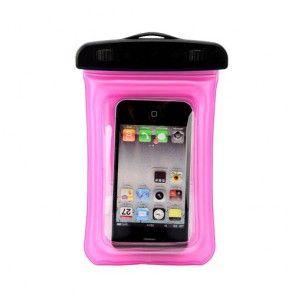 Vandtæt Sports Armbånd til Smartphones (Pink)