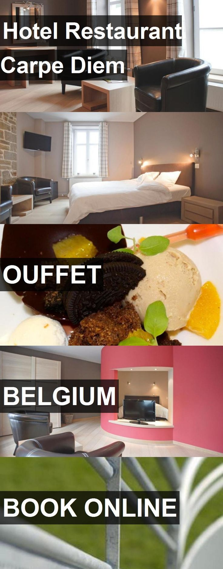 Hotel Hotel Restaurant Carpe Diem in Ouffet, Belgium. For more information, photos, reviews and best prices please follow the link. #Belgium #Ouffet #hotel #travel #vacation