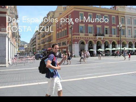 Costa Azul - Dos Españoles por el Mundo - YouTube