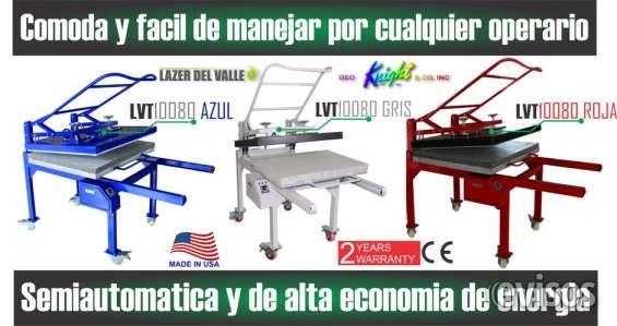 Termo fijadora industrial de 100x80 en Medellín Maquina  termo fijadora  industrial   LVT 100 X 80  con es .. http://medellin.evisos.com.co/termo-fijadora-industrial-de-100x80-en-medellin-id-459558