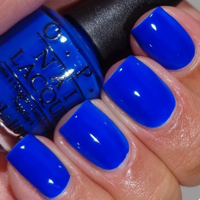 Best 25+ Opi Blue Nail Polish Ideas On Pinterest