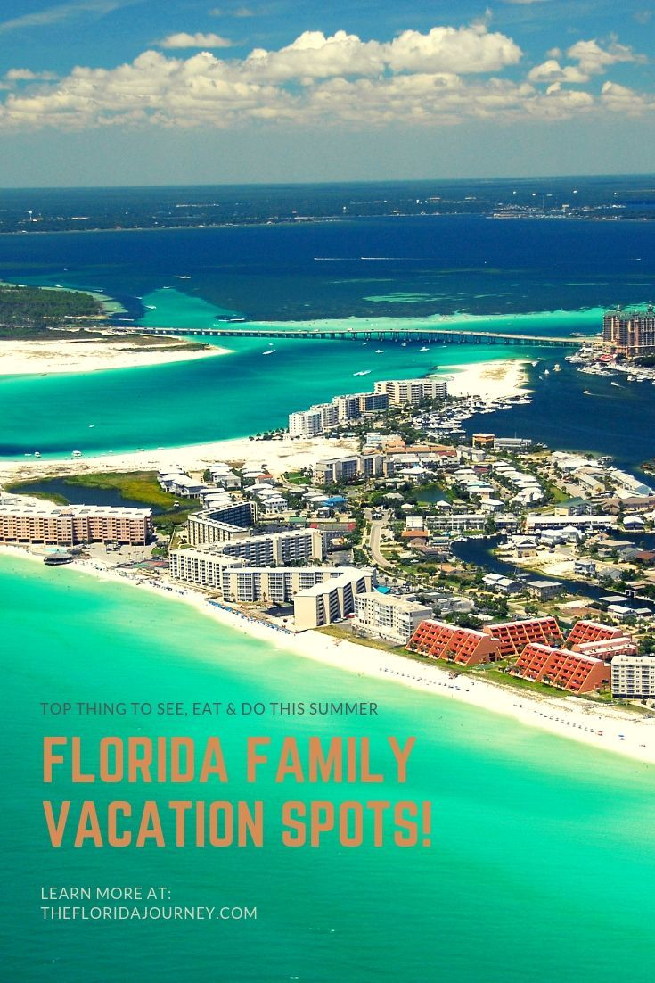 Best Florida Family Summer Vacation Spots What To See Eat Do Family Summer Vacation Summer Vacation Spots Florida Vacation