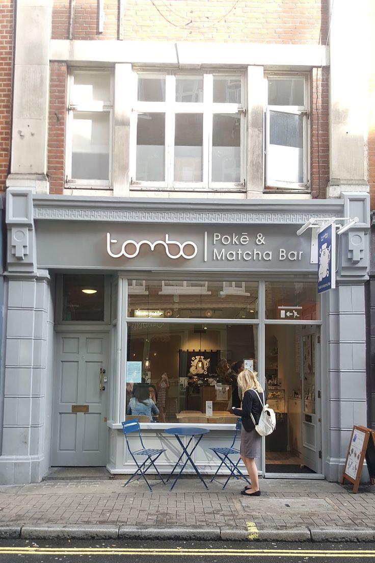 Daisybutter: Tombo: Pokē & Matcha Bar, Soho