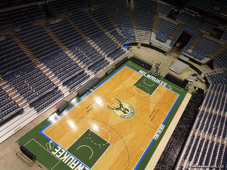 Milwaukee Bucks #Bucks #FearTheDeer #Milwaukee [Follow WisconsinHouses for more local pins]