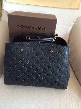 Louis Vuitton Montaigne Grand Modle Big Shoulder Bag $2,850