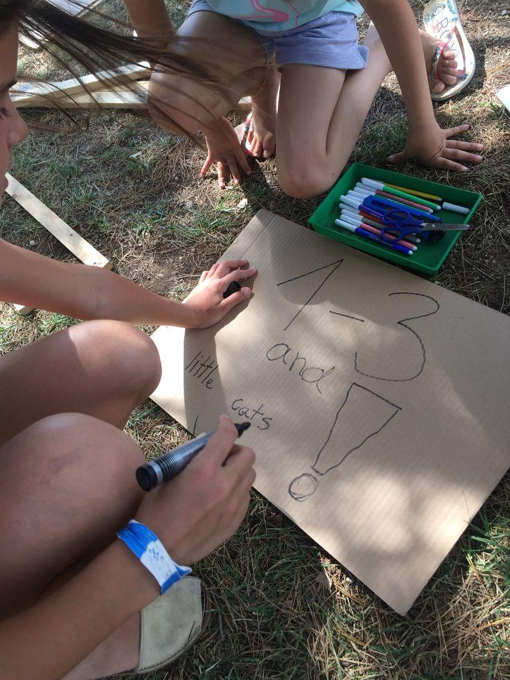 Actividades con @arquikids.  Taller de #Architecture for #Dogs   #SummerCamp #Colonias  #Colonies #Campamento #Camp #Niños #Jóvenes #adolescentes  #summer #young #teenagers #boys #girls #Summercamps #city #english #inglés #idioma #awesome #Verano #friends #group #anglès #cursos #viaje #travel #WeLoveBS