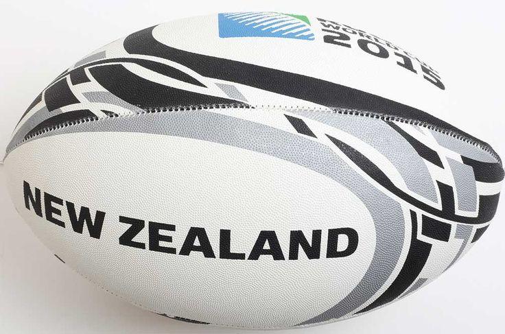 Ballon Supporteur RWC 2015 Nouvelle-Zélande / Gilbert