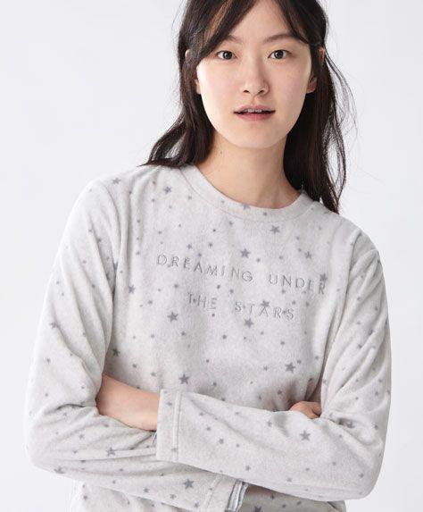 Pyjamas Polaires pour femme - Soldes d'hiver | Oysho