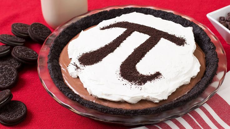 This pi looks so cute! Pi day is in four days! Might wanna make it to celebrate!
