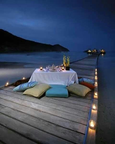 So romantic place ♡
