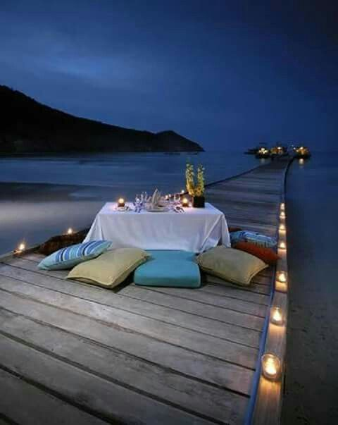 So romantic place ♡