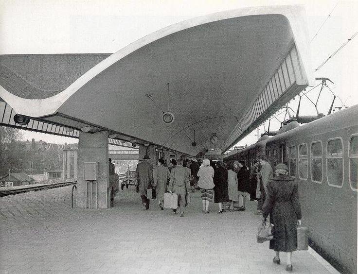 Station Rotterdam (jaartal: 1950 tot 1960) - Foto's SERC