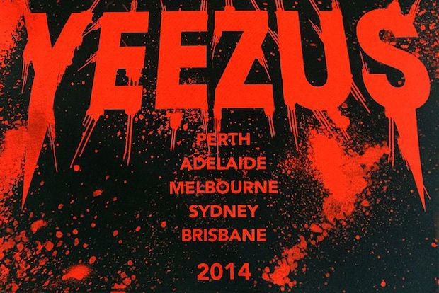 Yeezy Season: The Yeezus Pop-Up Shop In Melbourne | Detailed Look http://stupidDOPE.com/?p=341418 #stupidDOPE