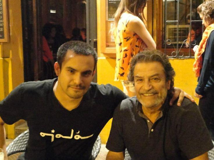 @Pablo Ilde Vega y Carlitos en la Ofis :)