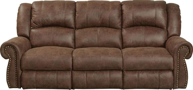 Catnapper - Westin 3 Piece Power Reclining Sofa Set in Tanner - 61051-3SET-TANNER