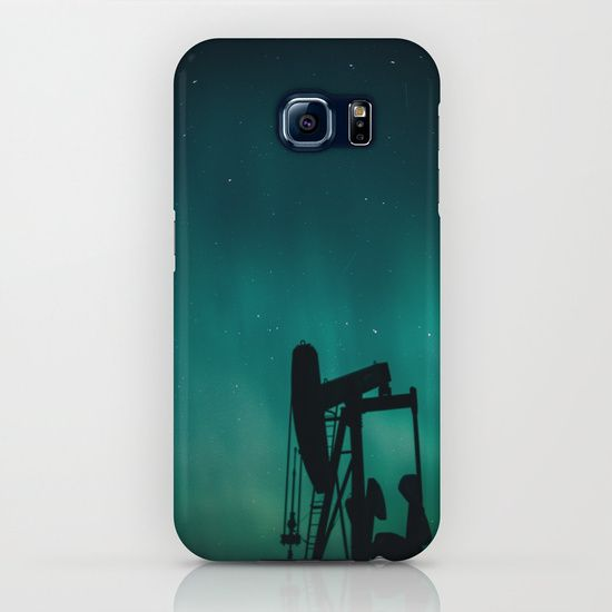 Oil and Lights iPhone & iPod Case