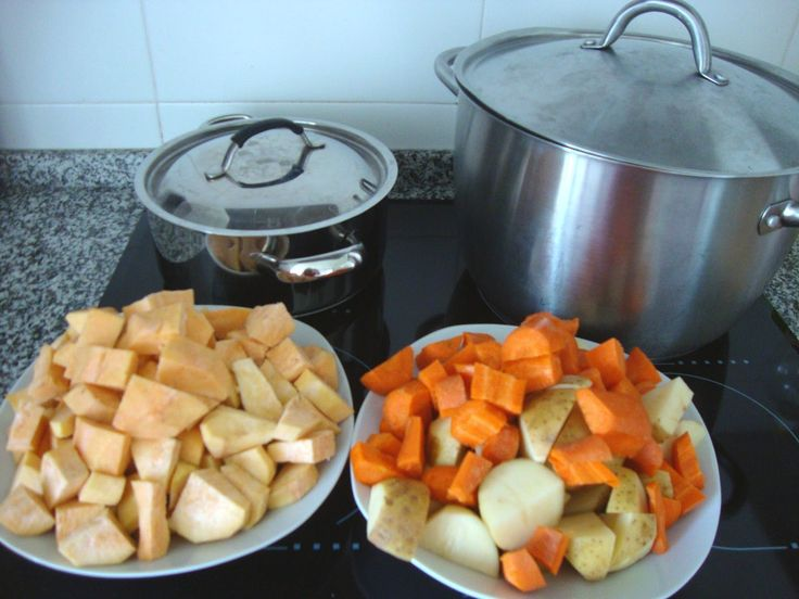 How to make soup, Portuguese style