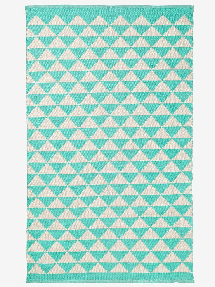 Elegant Vertbaudet Kinderzimmerteppich mit Vinyl in multicolor mittelgrun ue x cm ue TeppicheKinderzimmerAussenteppicheTeppich