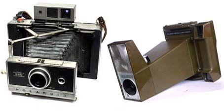 VINTAGE POLAROID CAMERAS FOR SALE .. Polaroid Madness, Ireland