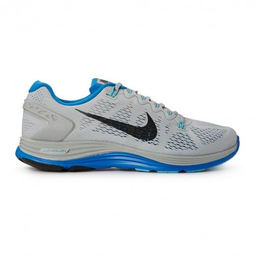 Nike Lunarglide+ 5 599160-003 Sneakers — Running Shoes at CrookedTongues.com