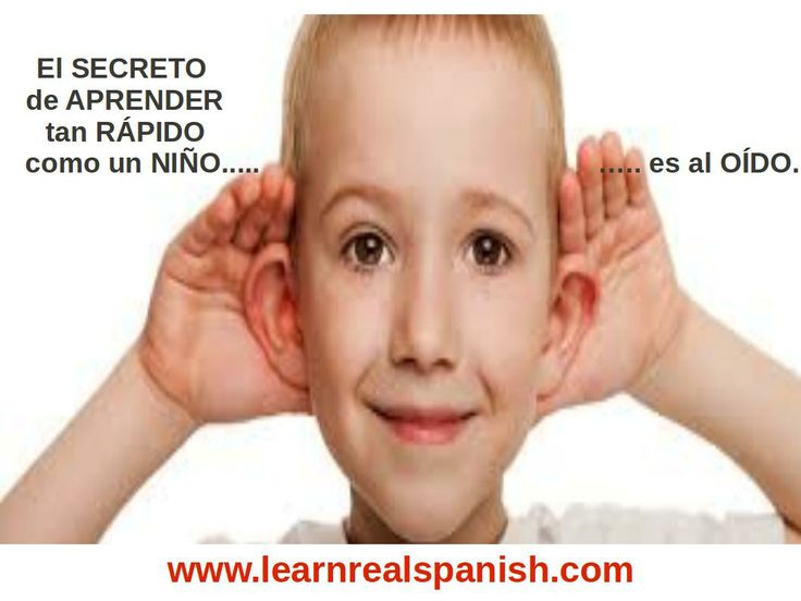 Learn How to Speak Spanish Quickly. Try speaking by listening!!