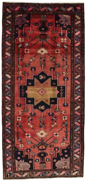 Lori - Bakhtiari Persialainen matto 318x147