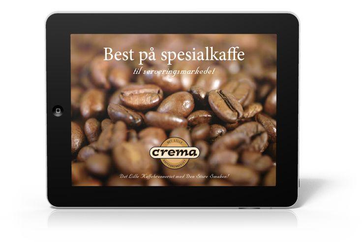 Crema annonse iPad