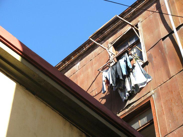 #ropacolgando#valparaiso#Chile