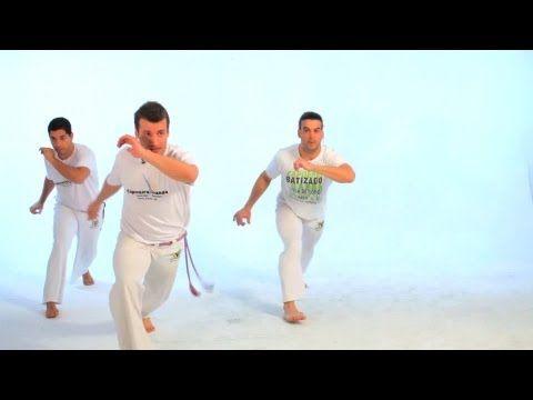 Queixada | Capoeira Basic Moves