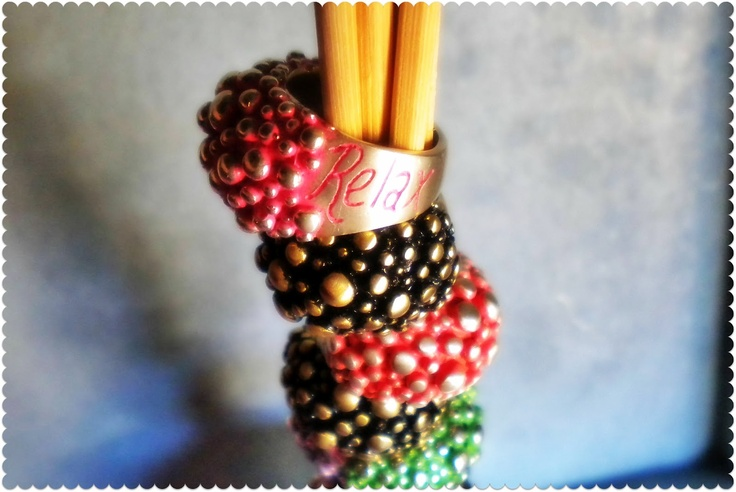New INK Bubbles RINGS on www.inkproject.it