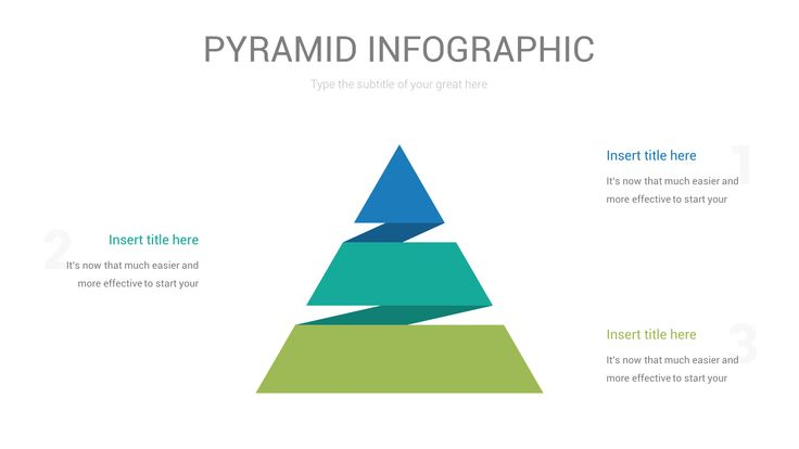 Pyramid Diagrams Powerpoint  Illustrator Template  Ad