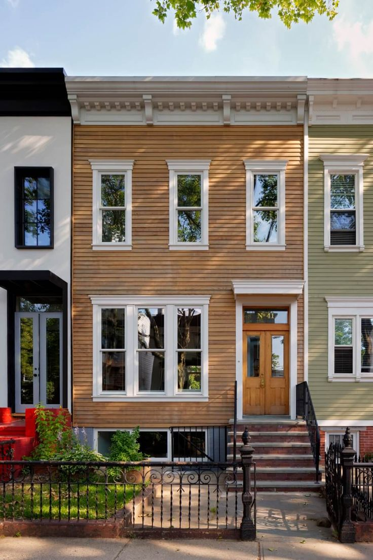 46 best clapboards in brooklyn images on pinterest brooklyn