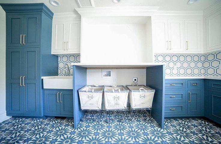 Best 25 Blue Laundry Rooms Ideas On Pinterest Laundry