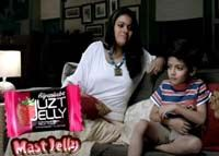 McCann Erickson conceptualises launch campaign for Alpenliebe 'Juzt Jelly'; The campaign marks the launch of new brand of Perfetti Van Melle India; it will be endorsed by Kajol