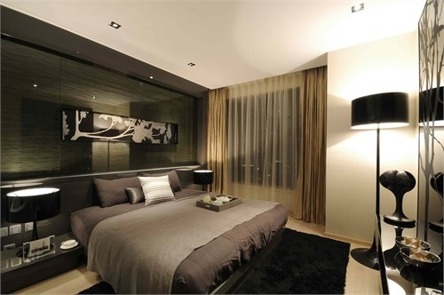 designed bei Steve Leung Ltd. #bedroom: