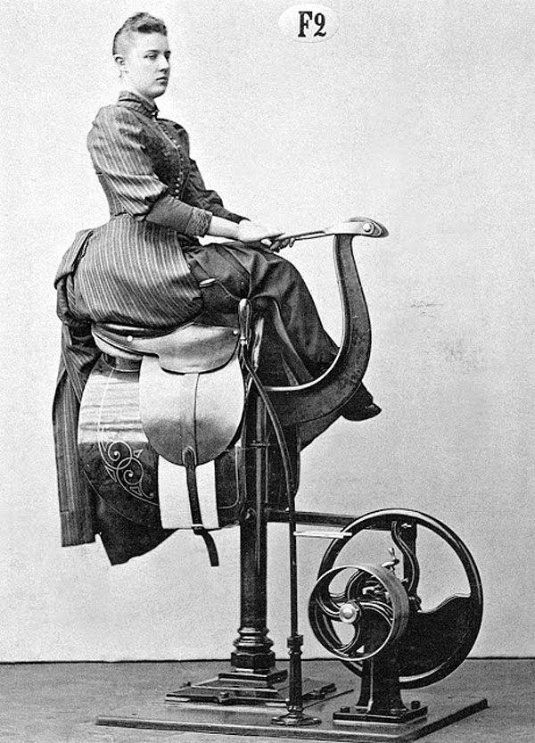 When Victorians Hit the Gym | Hint Fashion Magazine